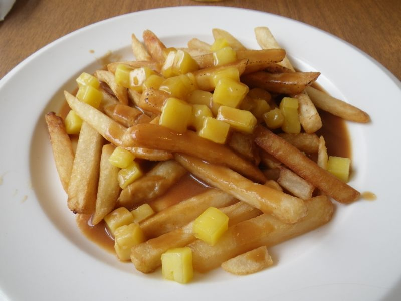 Poutine, Chinese-style