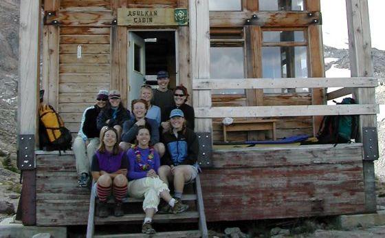 Asulkan cabin