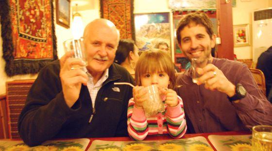 Tibetan cheers