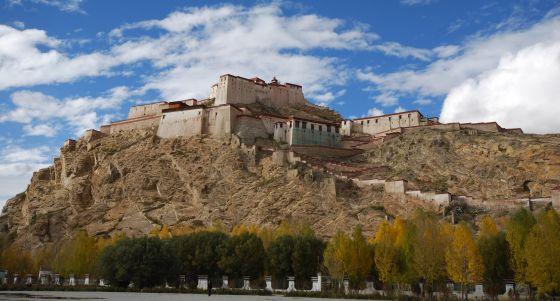 Monastery in Gyantse