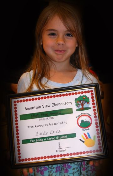 Emily's Last Day of Grade One